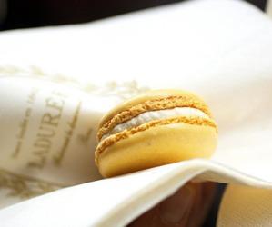 macaron, food, and sweet image