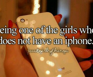 girls, girly things, and iphone image