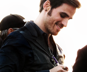 hottest guy ever, captain hook, and onceuponatime image