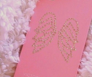 Victoria's Secret, iphone, and angel image