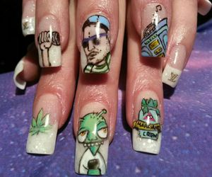 cool, uñas, and marcianos crew image