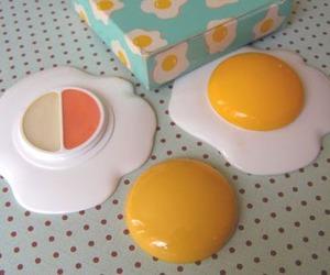 makeup and egg image