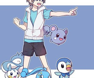 pokemon and crossover image