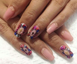 colors, nails, and nice image
