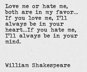 quotes, love, and willian shakespeare image