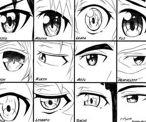 kirito and asuna image