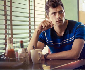 model, top model, and sean o' pry image