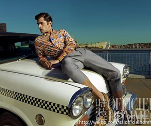 classic, model, and sean o' pry image