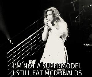 demi, demi lovato, and McDonalds image
