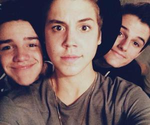 aaron carpenter and kenny holland image