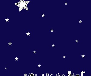 wishes, stars, and love image