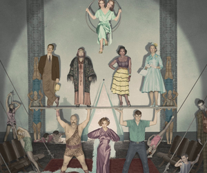 freak show, american horror story, and ahs image