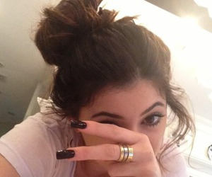 kylie jenner, icon, and nails image