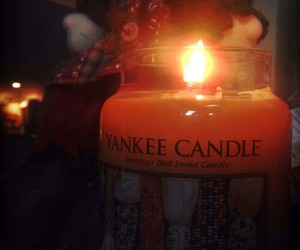 candle and yankee image