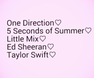 music, tylor swift, and 1d image