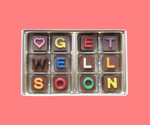 flu, funny, and get well soon image