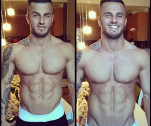sexy, man, and smile image