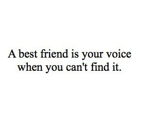 best friend, your voice, and amitié image