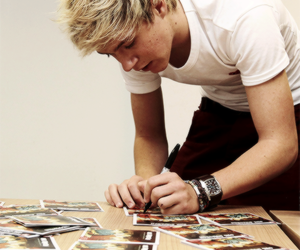 famous, niall horan, and nialler image