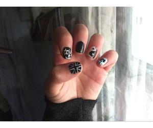 britain, design, and nails image