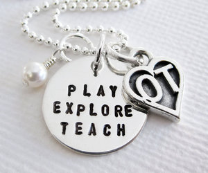 explore, teach, and occupational therapy image