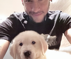 neymar, dog, and neymar jr image