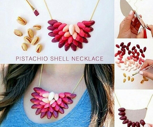 beautiful, jewellery, and red image