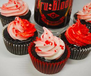 cupcake and tru blood image