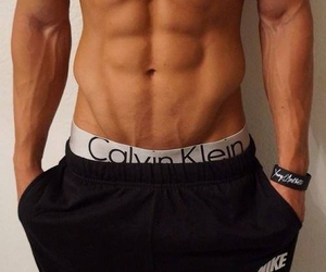 abs, Calvin Klein, and sweet image