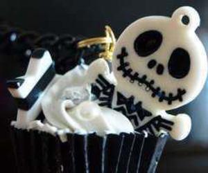 cupcake and jack skellington image