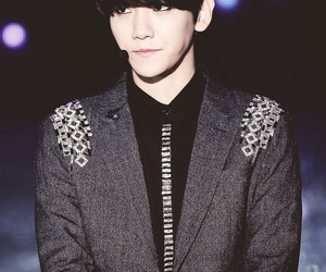 <3, Chen, and korean image
