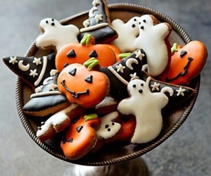 Halloween and p'tit biscuit image