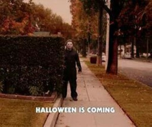 Halloween, horror, and october image