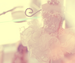 rose, shabby, and vintage image