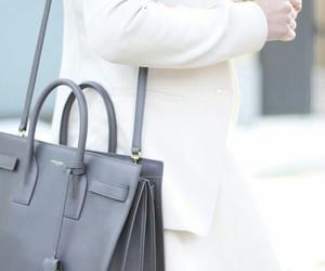 bag, Yves Saint Laurent, and YSL image