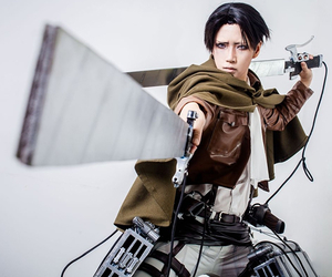 cosplay and levi image