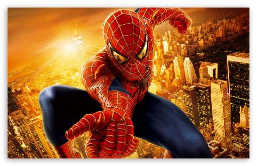 Spider Man Desktop Wallpaper Widescreen High Definition