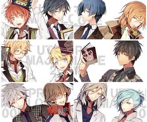 anime, masato, and ren image