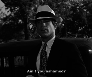 black and white, bonnie and clyde, and subtitles image