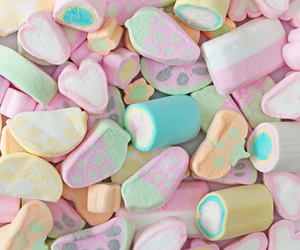 pastel, sweet, and candy image