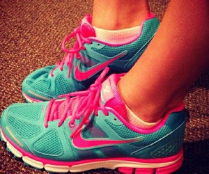 pink, sport, and blue nice image