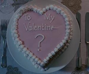 cake, valentine, and grunge image
