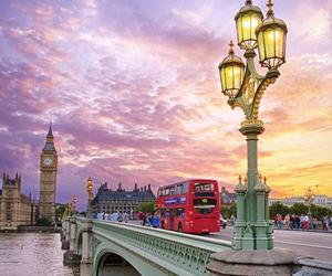 london, Londres, and sky image