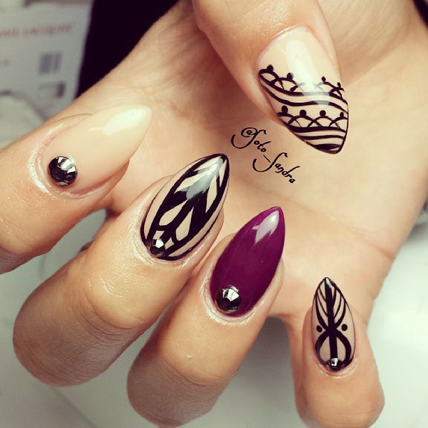 65 images about nails💅 on We Heart It | See more about nails, nail ...
