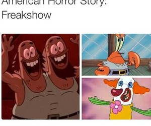 ahs, american horror story, and freakshow image