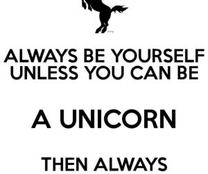 bitch, brest, and unicorns image