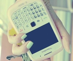 blackberry, nails, and infinity image
