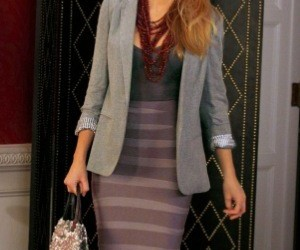 gossip girl and style image