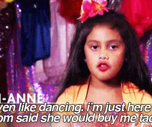 tacos, funny, and dance moms image