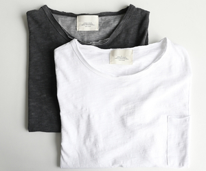 fashion, white, and black and white image